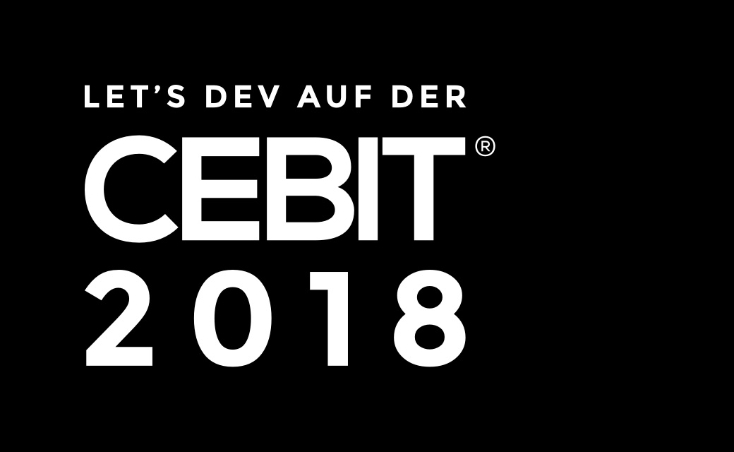 let's dev Blog | let's dev auf der CEBIT