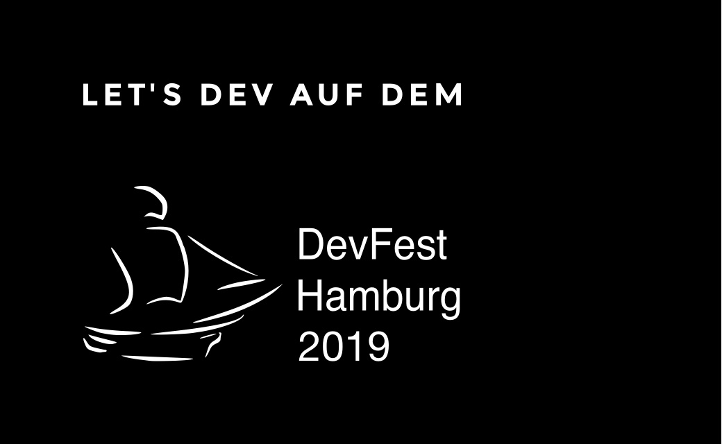 let's dev Blog | DevFest 2019 in Hamburg