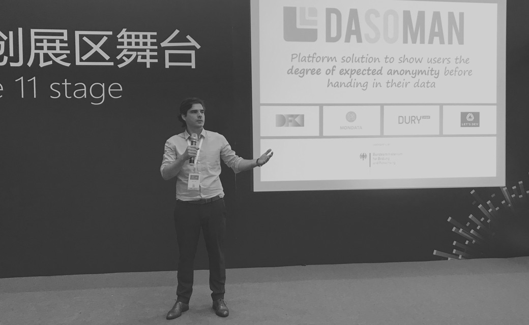 let's dev Blog | DaSoMan auf der Internet+ Expo in Foshan (China)