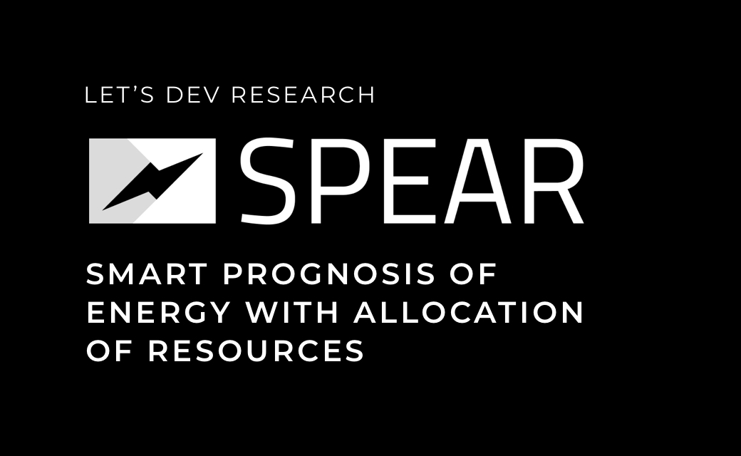 let's dev Blog | Smart Prognosis of Energy with Allocation of Resources