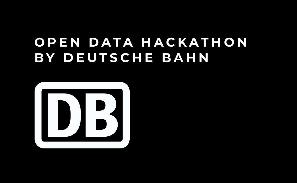 let's dev Blog | Deutsche Bahn Open Data Hackathon