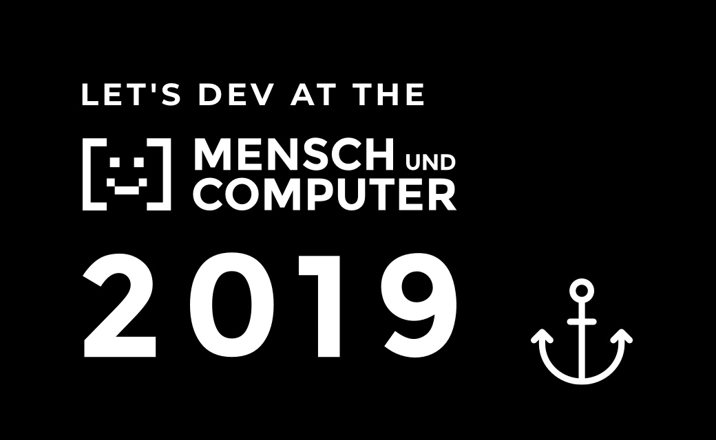 let's dev Blog | Mensch und Computer 2019 - Conference on User Experience and Usability in Hamburg